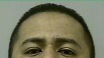El sospechoso, Iván González. Foto cortesía del Departamento de Policía...