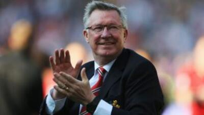 A pesar de la falta de resultados en el United, Ferguson prefiere dedica...
