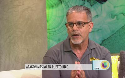 Figueroa Jaramillo asegura que hace un mes se reportó la falta de manten...