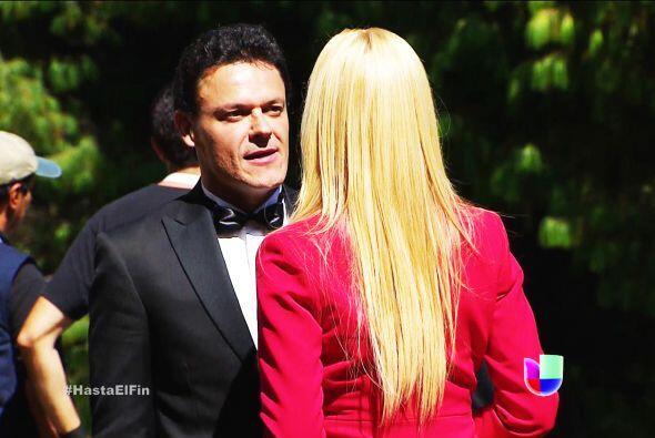 Sofía se quedó con la boca abierta cuando te vio Chavita, luces sensacio...