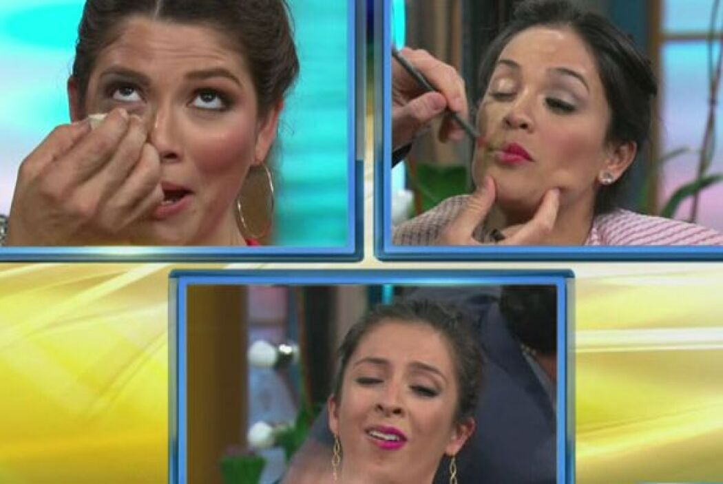 Solo basta ver las caras de las presentadoras de Despierta América para...