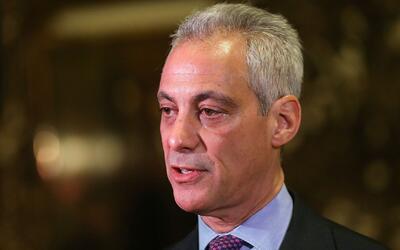 'Chicago en un Minuto': alcalde Rahm Emanuel anuncia construcción de un...