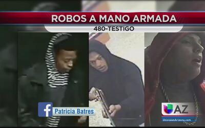 Siguen prófugos tres ladrones en serie
