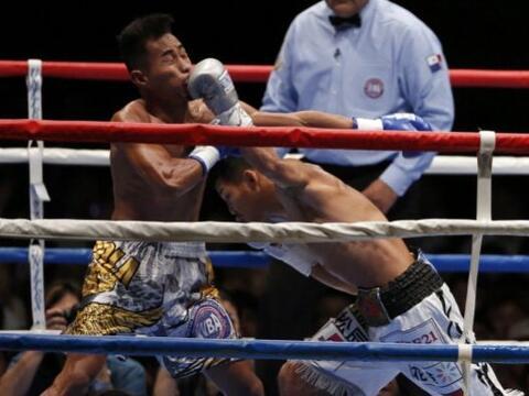 El japonés Koki Kameda logró la defensa número siet...