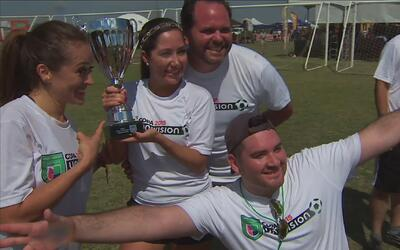 Talentos de Univision se enfrentan en Copa Univision