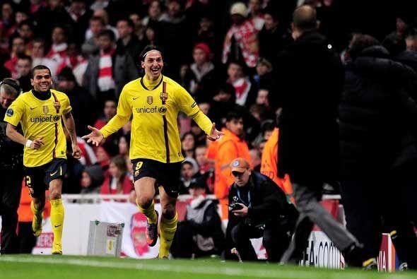 Tuvo que llegar el arranque de la segunda parte para que Zlatan Ibrahimo...