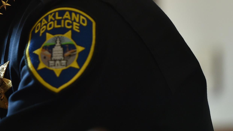 Policía de Oakland