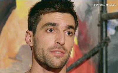 Osvaldo de León de 'Mentir para Vivir' está satisfecho con su personaje