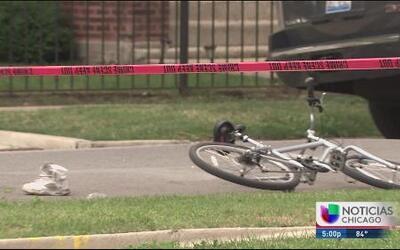 Tiroteo al oeste de Chicago deja a un joven muerto y dos más heridos