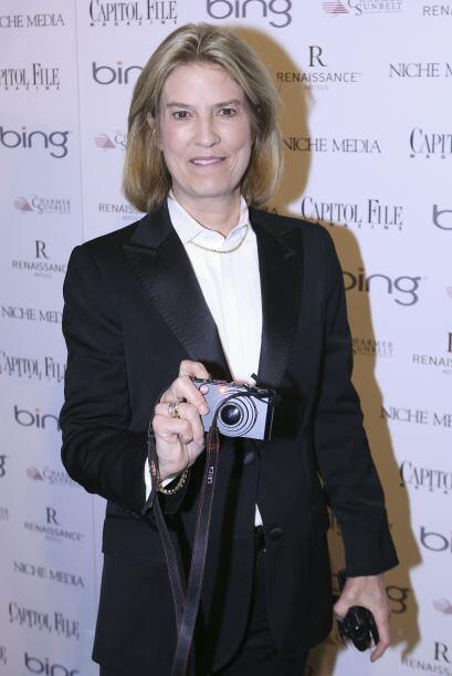 Greta Van Susteren, abogada y analista para la cadena Fox, así como su e...