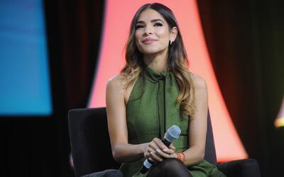 Alejandra Espinoza cumplió su sueño gracias a Julión Álvarez y nos contó...