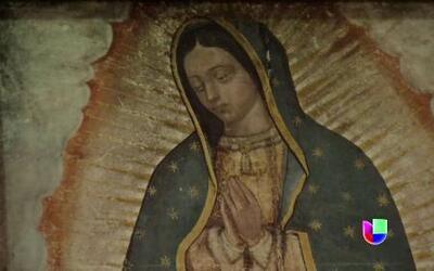 Una imagen de la Virgen lleva esperanza a reclusas