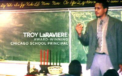 Troy LaRaviere considera postularse a la Alcaldía de Chicago
