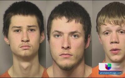 Policía arresta a 3 sospechosos de robo y asesinato