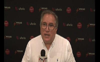 Luis Dávila Colón dice que hoy Puerto Rico rompe récords mundiales