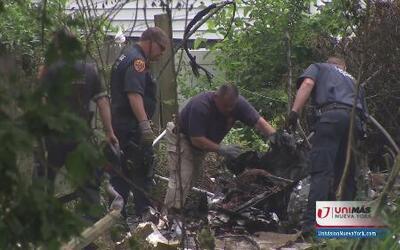 Piloto murió al estrellarse una avioneta en Long Island