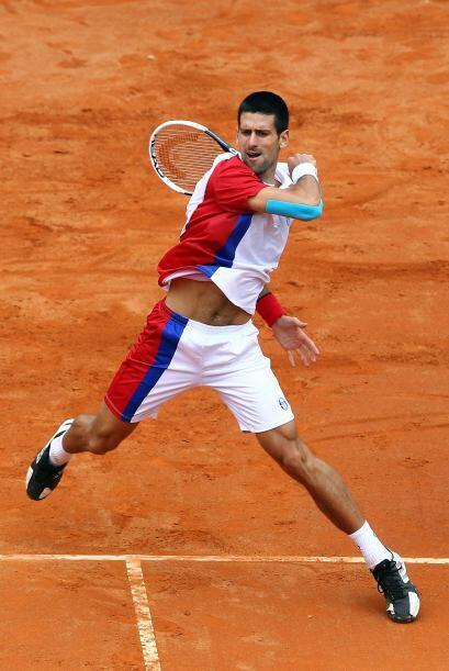 Djokovic, por su parte, sufrió más en su avance e incluso llegó a estar...