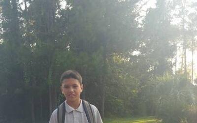 Nimary Sauco escribió: Aidan Sauco listo para el nuevo año escolar....