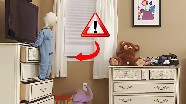 Alerta, mamá y papá: Escucha cómo prevenir los accidentes infantiles en...