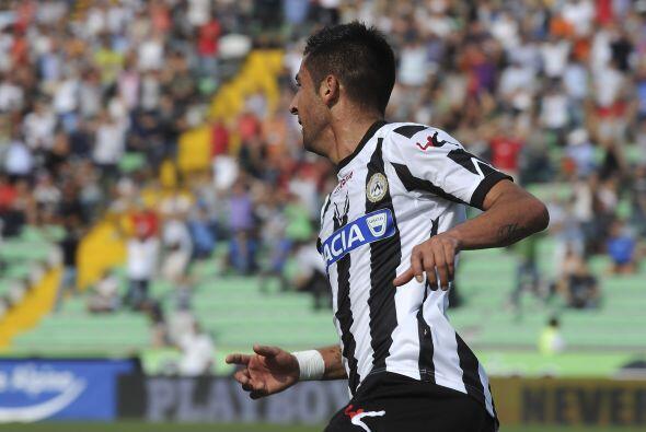 El hombre que juega en la Liga italiana ha ganado renombre con el cuadro...
