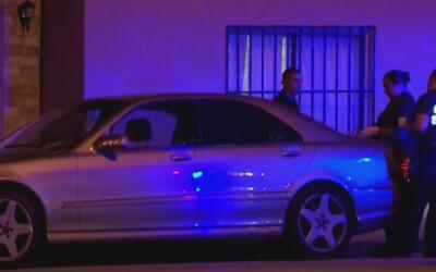 Autoridades están tras la pista de los presuntos responsables de dispara...