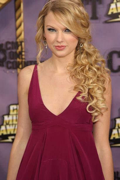 En sus inicios esta guapa rubia mantenía un 'look' campirano enma...