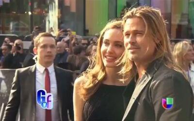 Angelina Jolie podría estar embarazada