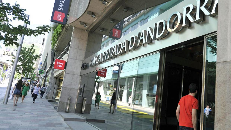 Sucursal de la Banca Privada de Andorra.