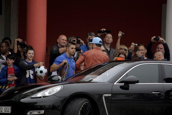 Cristiano Ronaldo es un ejemplo, pues pese a la fama siempre se da tiemp...