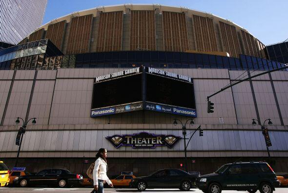 "9. Suites privadas para eventos- ""En el Madison Square Garden, por..."
