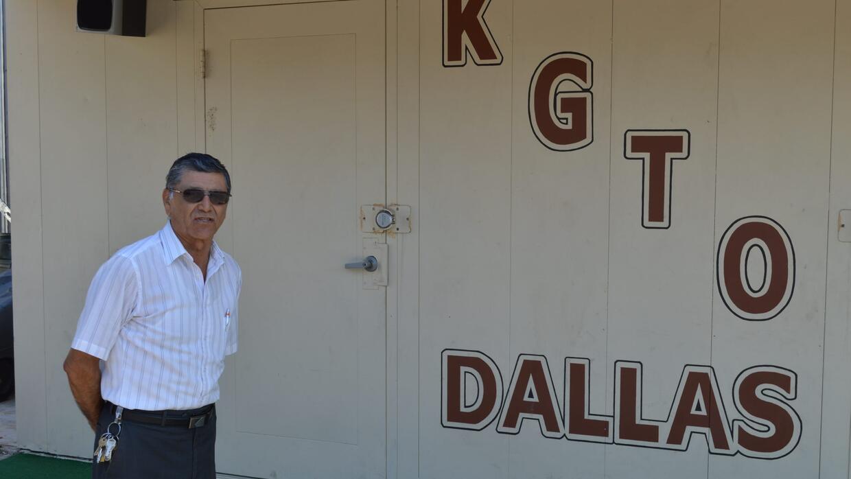 Don Tereso Ortiz, un líder comunitario muy querido en el norte de Texas