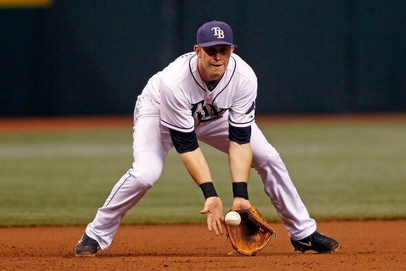 El tercera base de ascendencia española Evan Longoria es uno de los dos...