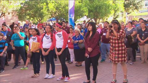 ¡Todo un éxito la Feria de Educación San Antonio!