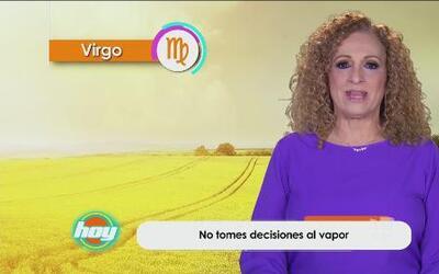 Mizada Virgo 31 de mayo de 2016