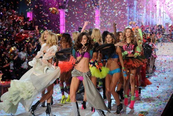 El desfile de Victoria's Secret es uno de los 'shows' más esperados cada...