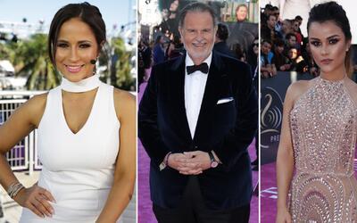 Talento Univision en Premio Lo Nuestro 2017
