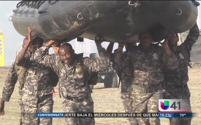 Fuerzas Comando: Confianza, clave del trabajo militar de élite