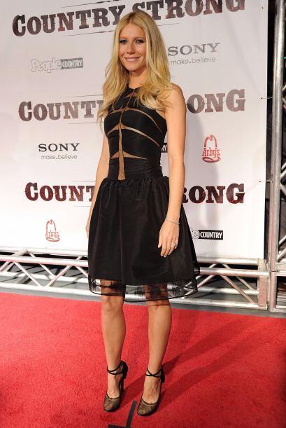 Gwyneth Paltrow nació el 28 de septiembre 1972.