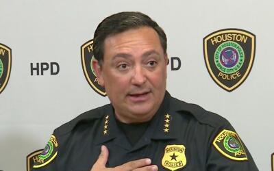 Así reaccionaron autoridades policiales en Texas ante la aprobación de l...
