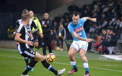 Napoli vs. Udinese