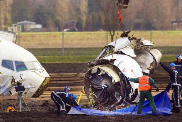 15- 901 personas ha muerto en aviones de Turkish Airlines. El último acc...