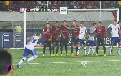 Cruz Azul 1-1 Alajuelense: La Máquina acabó caliente y eliminada