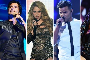 Estos cantantes le entraron a las novelas