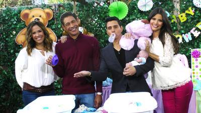 Juegos divertidos para el 'baby shower' de Ana Patricia