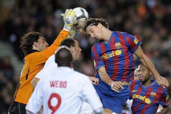 En la jornada del fútbol de España el Barcelona recibió al Real Mallorca.