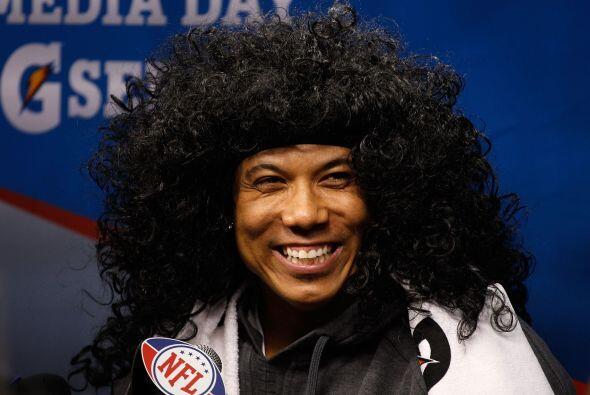 Y algunos de sus compañeros del linebacker, como Hines Ward, se u...