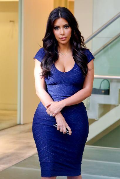 Kim ya ha revelado en varias entrevistas que desea tener más hijos.Mira...