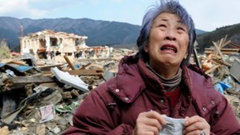 El terremotoprovocó un tsunami que devastó por completolas zonas coste...