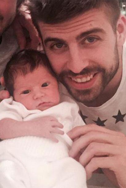 La foto fue publicada en el sitio de World Baby Shower del que forman pa...