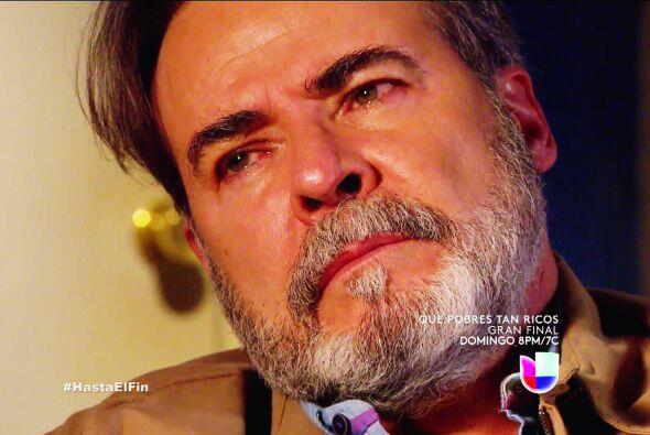 Usted también don Paco, se ve que no se le sale del corazón el amor que...